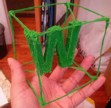 3D мини принтер идея