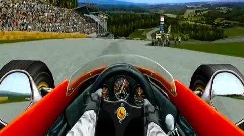 Как изменились гоночные симуляторы за 34 года