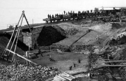 Секретный подводный тоннель на Сахалин