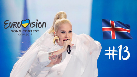 Участнице Евровидения грозит тюрьма из-за флага