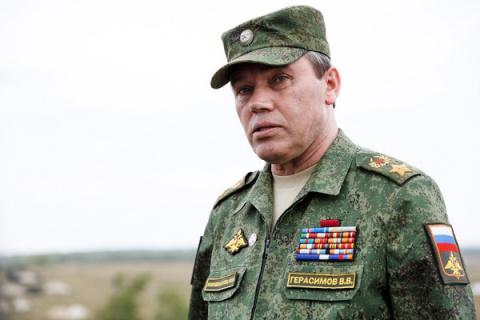 Глава Генштаба РФ выразил бл…
