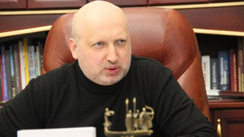 "Александр Турчинов: ""Наша за…"