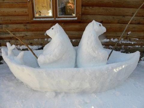 Снеговиковое