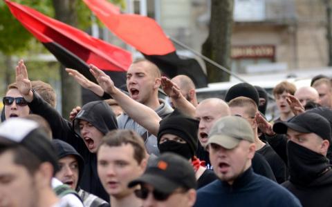 Москвич, побывавший во Львове: «Лучше не видеть, что здесь творится 9 мая»