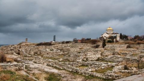 Крымские пейзажи: чудеса при…