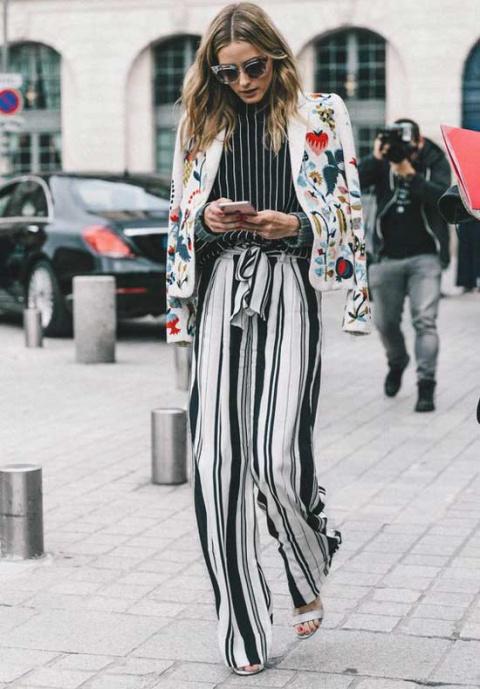 5 стильных приемов от Оливии Палермо: позволят вам выглядеть модно
