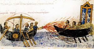 Греческий огонь: ноу-хау Византии