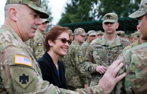 Посол США в Харькове дала от…