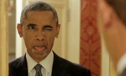 Обама как все