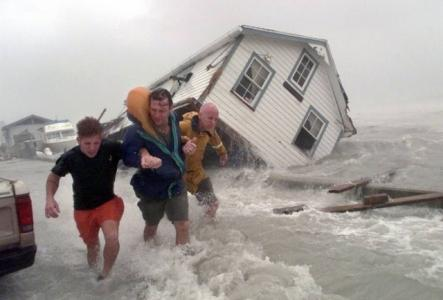 «Библейский потоп» сотрет СШ…