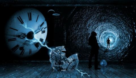 Следы путешественников во времени