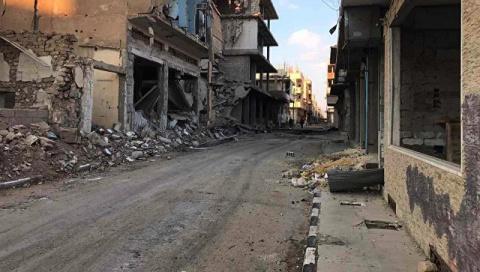 Новости Сирии. Сегодня 20 мая 2017