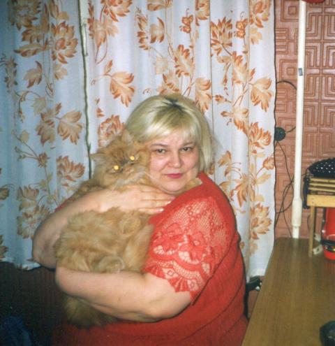 Елена Ледуховская