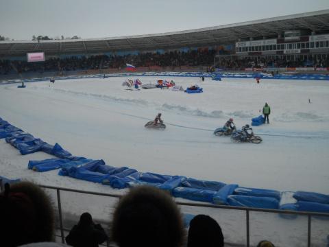 чемпионат мира 2014 по спидвею в тольятти