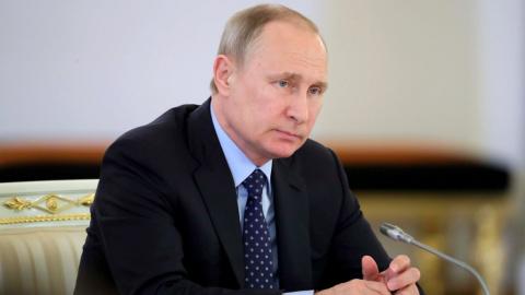 Орешкин рассказал Путину о п…