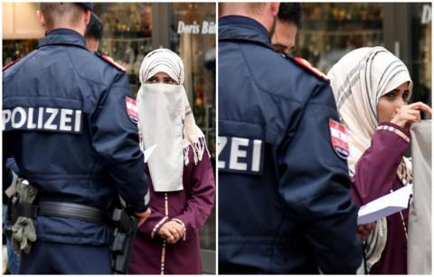 В Австрии запретили носить м…