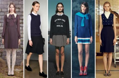 Банты, бахрома, юбка-брюки: что еще будет модно весной?