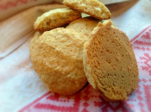 Самый простой рецепт овсяного печенья.