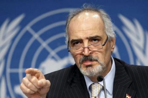 Терпение лопнуло: постпред Сирии потребовал роспуска западной коалиции