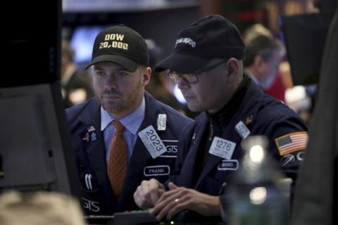 """Инвесторы рынка акций США ждут """"черного лебедя"""""""