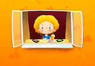В Белоруссии сняли рекламный мультик про мальчика-мороженое