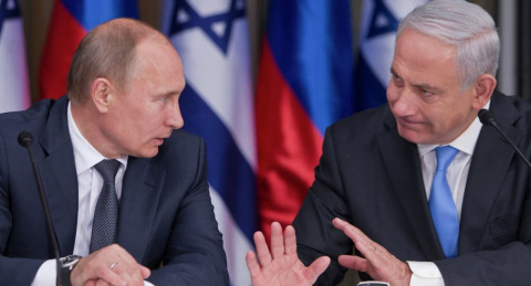 Израиль толкает США на войну…