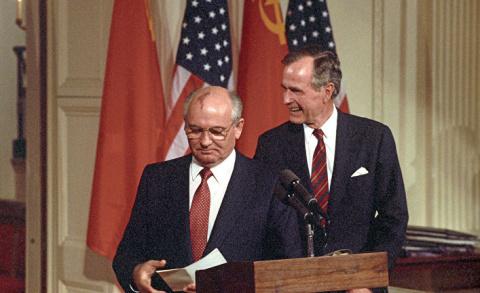 Как США обманули Горбачёва и Россию