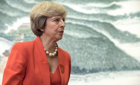 Первое столкновение Терезы Мэй и Евросоюза. Die Welt, Германия