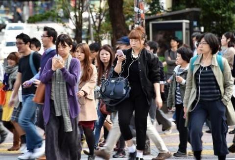 В Японии снижается уровень безработицы