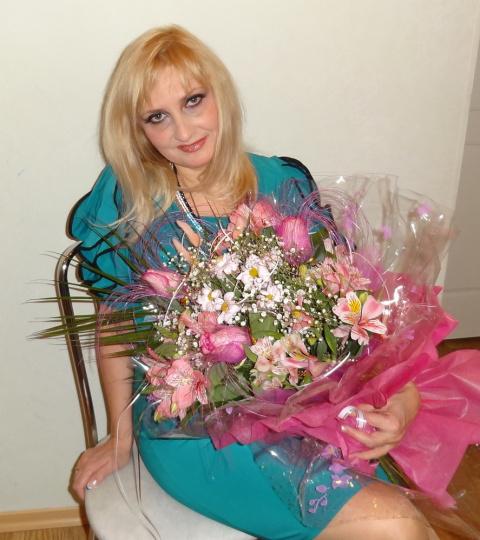 Irina Saprykina (Voytkevich) (личноефото)
