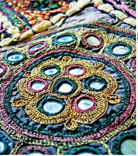 Экзотические виды вышивки — …