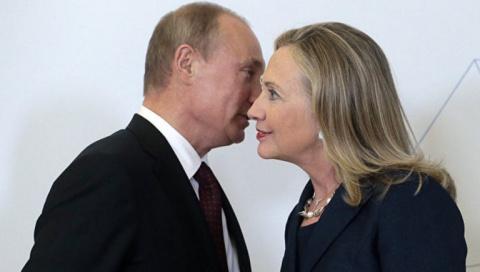 Трамп ликует: из ФБР «слили», что Клинтон тоже работала на Путина