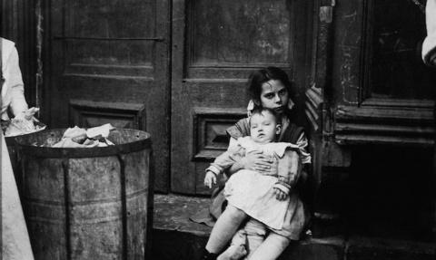 Якоб Риис: фотограф-иммигран…
