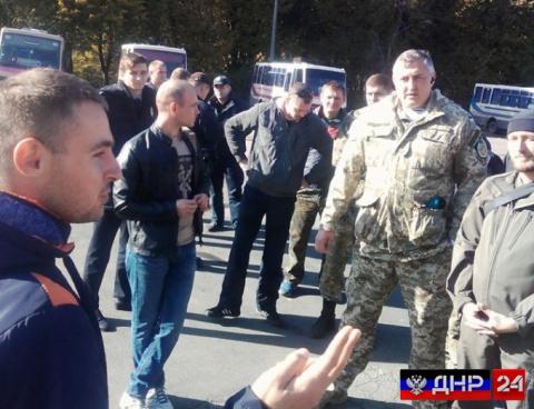 В Виннице водитель маршрутки выгнал ветерана «АТО»