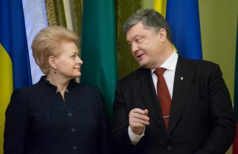 Литва и Украина хотят делить немецкие миллиарды
