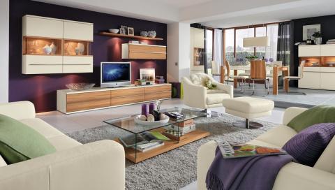 Мебель для гостиной в соврем…