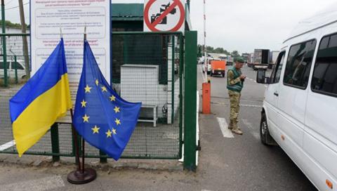 Бьют-то не по паспорту. Будни украинского «безвиза»