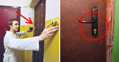 Вот почему двери квартир в С…