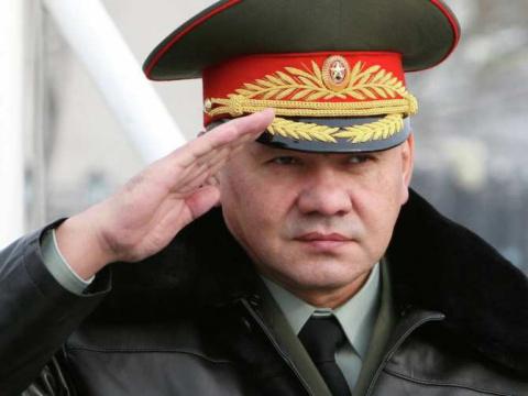 Шойгу поздравил военных разв…