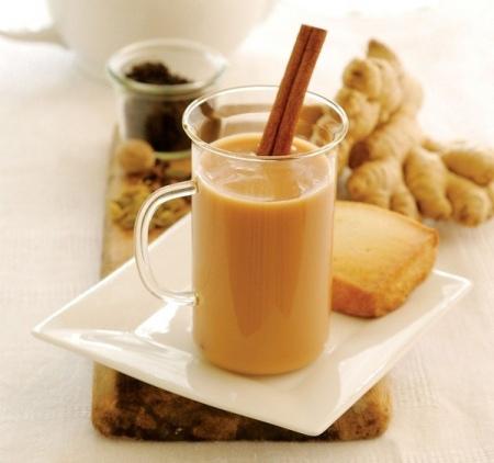 Полезный чай масала