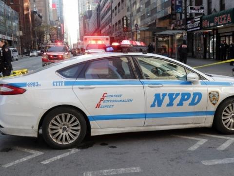 Вполиции Нью-Йорка создали …