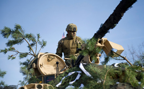 В Польше отрицают присутствие американской дивизии в стране