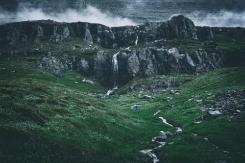 Исландия в фотографиях Tore Knudsen