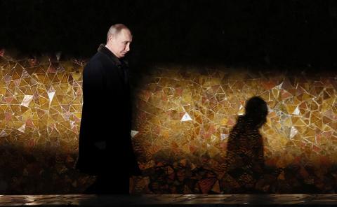 Путин отчитался в ЦИК о свои…