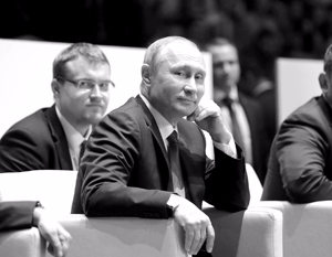 Путин приступил к решению но…