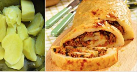 Блюда из картофеля вкуснее н…