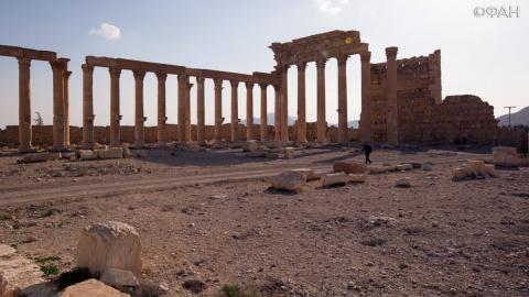 Пальмира будет воссоздана в …