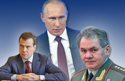 Шойгу вместо Медведева? – «У…