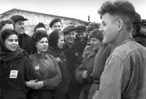 Сколько советских граждан не…
