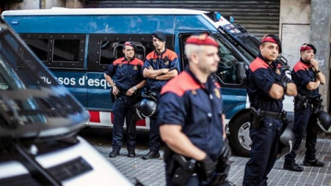 Полиция Каталонии отказалась…